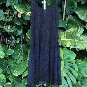 Free People Lacy Dress